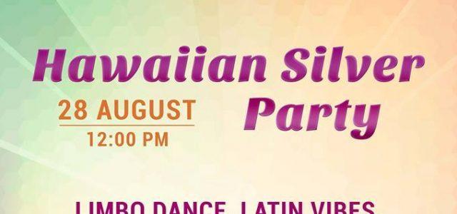 hawaiian silver party