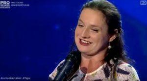 paula rad, soprană, românii au talent,