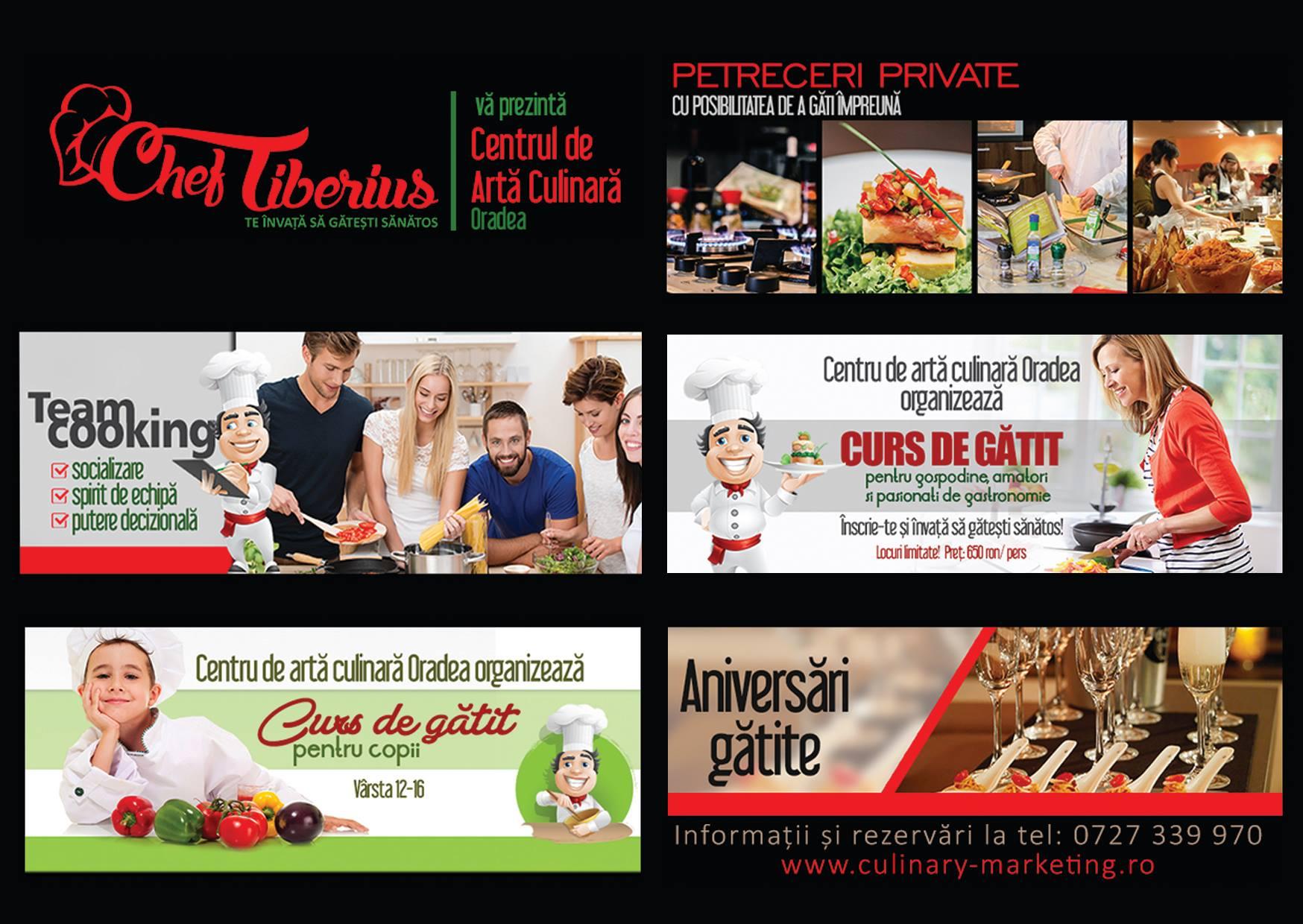 contact, evenimente oradea, culinary marketing
