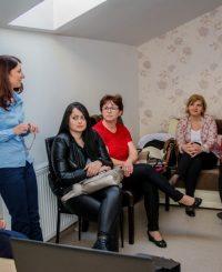 evenimente oradea, 2017, Psiholog clinician psihoterapeut doctor in psihologie Alina Decsei-Radu; Psiholog clinician Ioana Corina Tomciani;