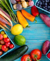 fructe, legume, sănătate