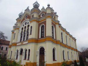 sinagoga mare ortodoxa