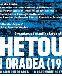 ghetoul din Oradea