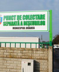 centru de colectare deseuri
