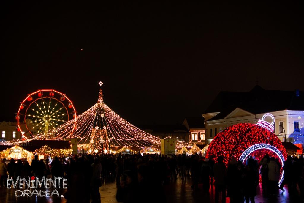 Targul De Crăciun Oradea Program Astăzi 09 Decembrie 2017