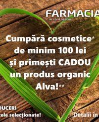 evenimente oradea, produs cosmetic organic alva