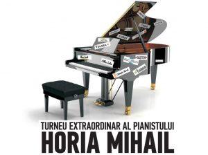 concert horia mihail, oradea, 10 aprilie, oradea 2018