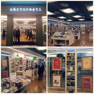 libraria carturesti, lotus mall
