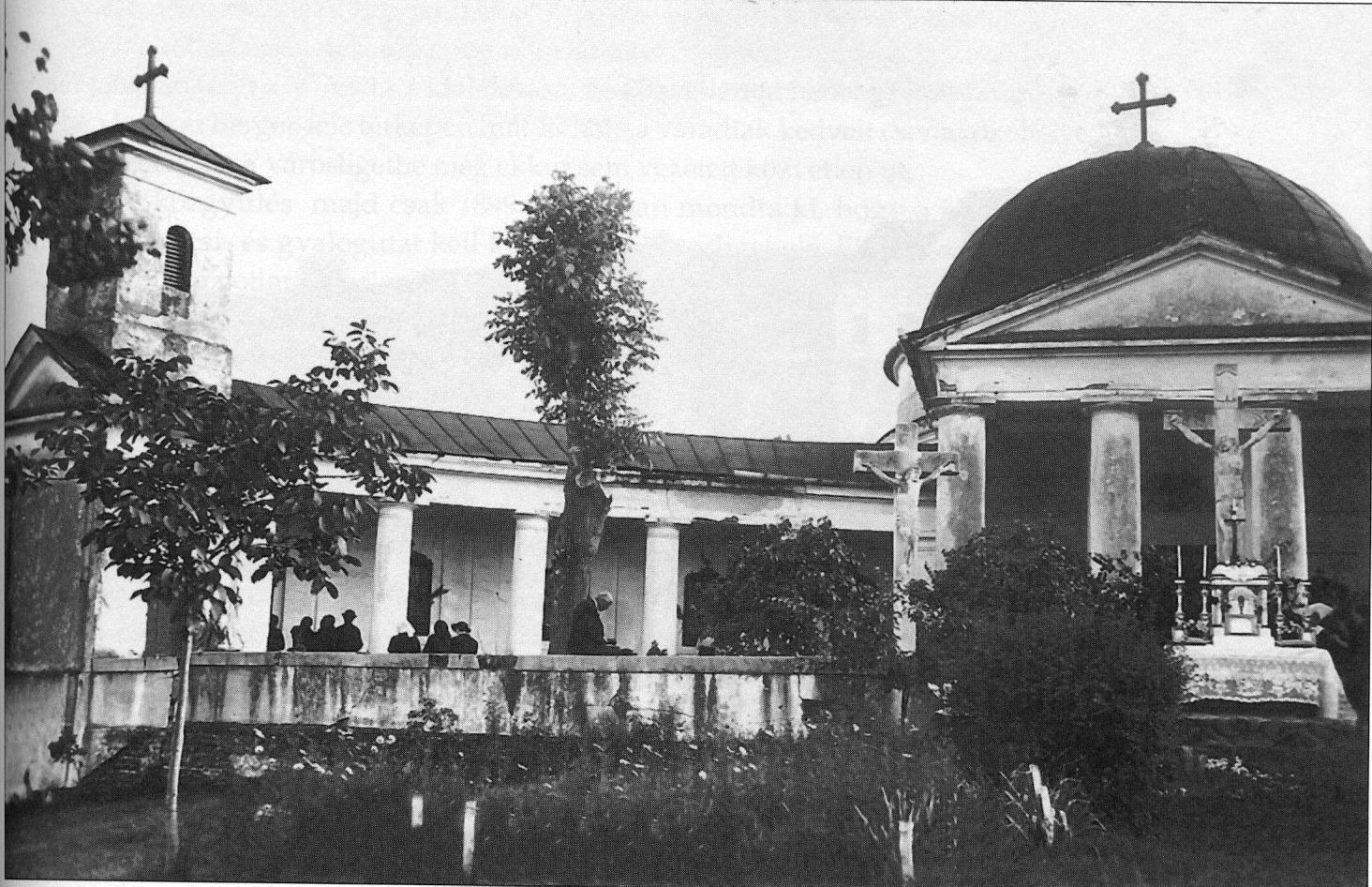 dealul ciuperca, capela Kalvaria