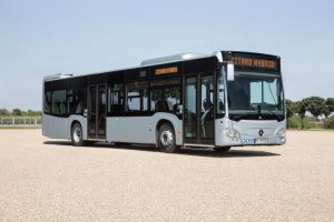 autobuz Mercedes Citaro Hybrid