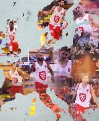 22 septembrie, oradea 2018, european basketball league