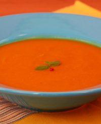 rețetă, supă cremă de dovleac