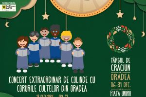 piata unirii, oradea, 18 decembrie