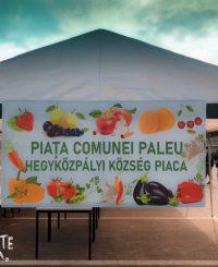 producatori locali, piata comunei paleu
